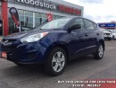 Used 2013 Hyundai Tucson L  - $96.47 B/W for sale in Woodstock, ON