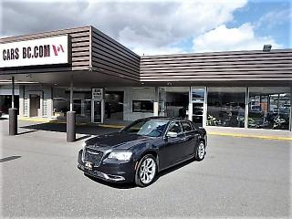 Used 2016 Chrysler 300C Platinum for sale in Langley, BC