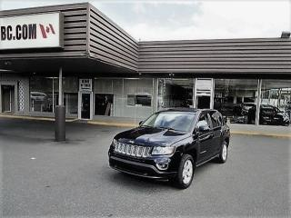 Used 2016 Jeep Compass High Altitude Sport 4x4 for sale in Langley, BC