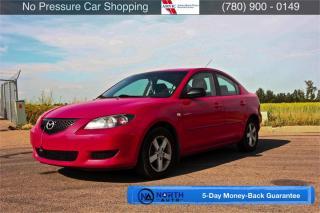 Used 2006 Mazda MAZDA3 GX for sale in Stony Plain, AB