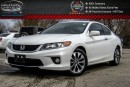 Used 2014 Honda Accord Coupe EX-L|Navi|Sunroof|Backup Cam|Bluetooth|Keyless Entry|17