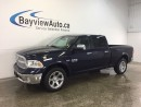 Used 2016 Dodge Ram 1500 LARAMIE- HEMI! RAM BOX! ROOF! REM START! NAV! for sale in Belleville, ON