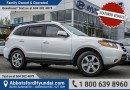 Used 2009 Hyundai Santa Fe Limited CERTIFIED ACCIDENT FREE for sale in Abbotsford, BC