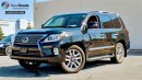 Used 2014 Lexus LX 570 ULTRA PREMIUM, ONE OWNER, NO ACCIDENT for sale in Newmarket, ON