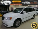 Used 2016 Chrysler Town & Country Touring-L TOURING| LEATHER| NAVI| SUNROOF| DVD for sale in Woodbridge, ON