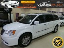 Used 2016 Chrysler Town & Country Touring-L TOURING  LEATHER  NAVI  SUNROOF  DVD for sale in Woodbridge, ON