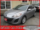 Used 2011 Mazda MAZDA3 GS LEATHER SUNROOF for sale in Toronto, ON
