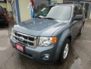 Used 2010 Ford Escape LOADED XLT MODEL 5 PASSENGER 3.0L - V6.. 4WD.. LEATHER.. HEATED SEATS.. POWER SUNROOF.. for sale in Bradford, ON