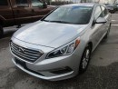 Used 2017 Hyundai Sonata LOADED SE MODEL 5 PASSENGER 2.4L - DOHC.. HEATED SEATS.. BACK-UP CAMERA.. BLUETOOTH.. FACTORY WARRANTY.. for sale in Bradford, ON