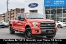 Used 2015 Ford F-150 Lariat SuperCrew 6.5-ft. Bed 4WD for sale in Ottawa, ON