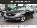 Used 2014 Mercedes-Benz C 300 4MATIC for sale in Barrie, ON