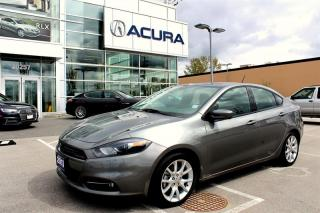 Used 2013 Dodge Dart SXT for sale in Langley, BC