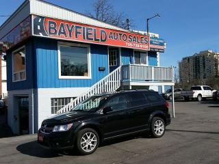 Used 2013 Dodge Journey Crew **3.6L/Sunroof/Heated Seats/Remote Start** for sale in Barrie, ON