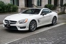 Used 2013 Mercedes-Benz SL-Class SL 63 AMG for sale in Vancouver, BC