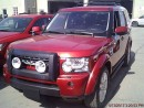 Used 2012 Land Rover LR4 HSE Luxury 5.0 V8 Nav 7 Rider for sale in St George Brant, ON