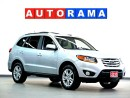 Used 2010 Hyundai Santa Fe LEATHER SUNROOF 4WD SPORT PKG for sale in North York, ON