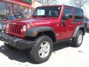 Used 2011 Jeep Wrangler RUBICON for sale in London, ON