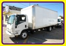 Used 2011 Isuzu NPR 20 FT.BOX, RAMP, LOADED for sale in Woodbridge, ON