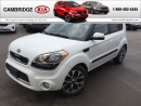 Used 2013 Kia Soul 4U SUNROOF KIA CERTIFIED PRE-OWNED for sale in Cambridge, ON