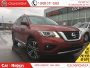 Used 2017 Nissan Pathfinder | NAVI | REAR DVD'S | PANO ROOF | COOLED SEATS for sale in St Catharines, ON