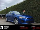 Used 2016 Mitsubishi Lancer ES + NO EXTRA DEALER FEES for sale in Surrey, BC
