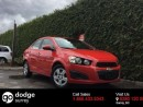Used 2013 Chevrolet Sonic LT + NO EXTRA DEALER FEES for sale in Surrey, BC