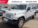 Used 2014 Jeep Wrangler Unlimited Sahara 4dr 4x4 for sale in Edmonton, AB