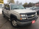 Used 2004 Chevrolet Avalanche 4X4/LOADED/DRIVES GOOD for sale in Scarborough, ON