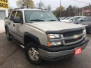 Used 2004 Chevrolet Avalanche for sale in Scarborough, ON