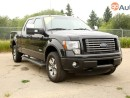 Used 2012 Ford F-150 FX4 4x4 SuperCrew Cab 6.5 ft box for sale in Red Deer, AB
