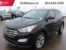 Used 2013 Hyundai Santa Fe Sport 2.0L TURBO. PANORAMIC ROOF. LEATHER. 7 SEATER!! for sale in Edmonton, AB