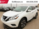 Used 2016 Nissan Murano Platinum 4dr All-wheel Drive for sale in Edmonton, AB