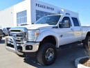 Used 2013 Ford F-350 Lariat 4x4 SD Crew Cab 6.75 ft. box 156 in. WB SRW for sale in Peace River, AB