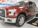 Used 2015 Ford F-150 XLT! 6 SEATS! heated front seats! XTR package! V8! for sale in Edmonton, AB