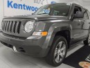 Used 2016 Jeep Patriot High Altitude 4x4 with a sunroof and heated seats! perfect for any kind of adventures for sale in Edmonton, AB
