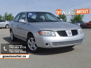 Used 2006 Nissan Sentra 1.8 Special Edition for sale in Edmonton, AB
