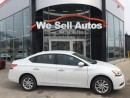 Used 2015 Nissan Sentra SV *BTOOTH *CRUISE/C *HTD SEATS *PUSH START *ECO for sale in Winnipeg, MB