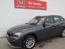 Used 2015 BMW X1 for sale in Edmonton, AB