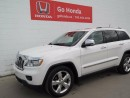 Used 2012 Jeep Grand Cherokee OVERLAND, 4X4, LEATHER, NAVI for sale in Edmonton, AB
