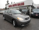 Used 2007 Toyota Matrix 5dr Wgn Auto XRPW  one owner PL PM LOCAL ONTARIO N for sale in Oakville, ON