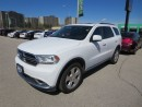 Used 2015 Dodge Durango Limited - AWD  Leather  DVD (2)  Blindspot Monitor for sale in London, ON