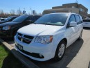 Used 2016 Dodge Grand Caravan Crew Plus - Pwr Doors & Hatch  Sat Radio  Touc for sale in London, ON
