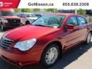Used 2008 Chrysler Sebring Touring 4dr Front-wheel Drive Sedan for sale in Edmonton, AB