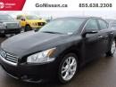 Used 2014 Nissan Maxima Sunroof, Leather, Heated steering wheel!! for sale in Edmonton, AB