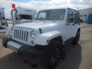 Used 2015 Jeep Wrangler Sahara for sale in Dawson Creek, BC