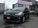 Used 2012 Toyota Prius c HYBRID, CVT, TRACTION, CRUISE, ABS for sale in Scarborough, ON