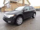 Used 2009 Ford Edge Limited AWD Leather Navi Panoramic Sunroof 192Km for sale in Etobicoke, ON