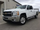 Used 2011 Chevrolet Silverado 2500 LT for sale in Selkirk, MB