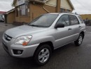 Used 2009 Kia Sportage LX 2.0L Automatic Certified ONLY 106,000KMs for sale in Etobicoke, ON