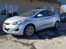 Used 2013 Hyundai Elantra GL DEALER OF THE YEAR 2015  AND 2016...!!! for sale in Bolton, ON